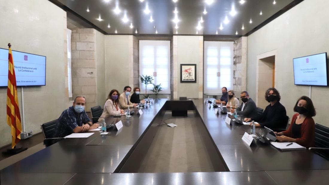 ReunióConsellearPresidència_LauraVilagrà_2021-09-30
