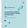 """Quadern jornada """"La formació contínua al Tercer Sector Social de Catalunya"""" - Juny 2017"""